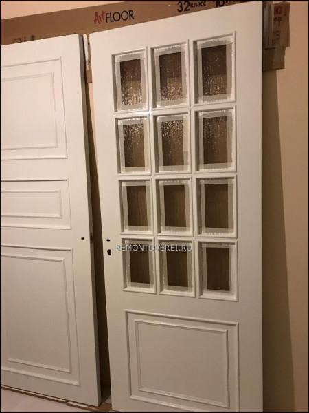 Обновление межкомнатных дверей на Художников 13