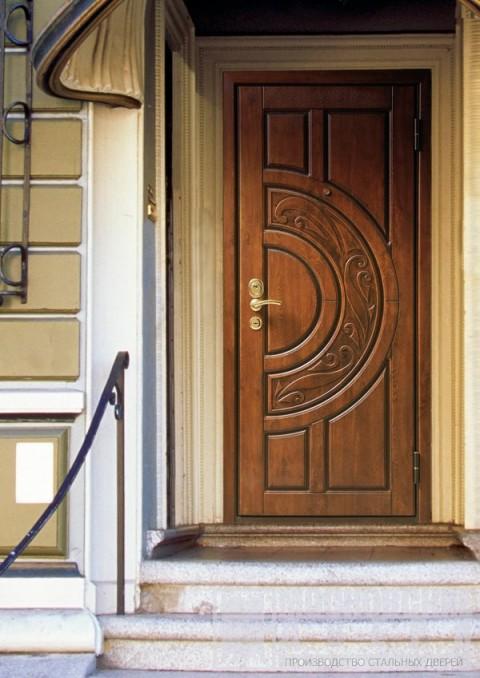 Ремонт входных уличных металлических дверей