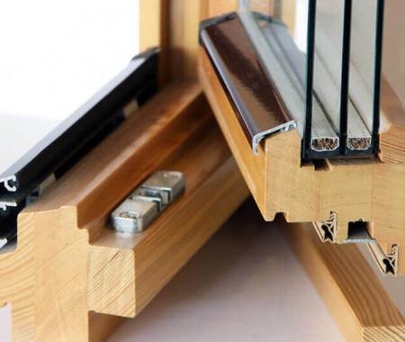 Реставрация и ремонт деревянных стеклопакетов